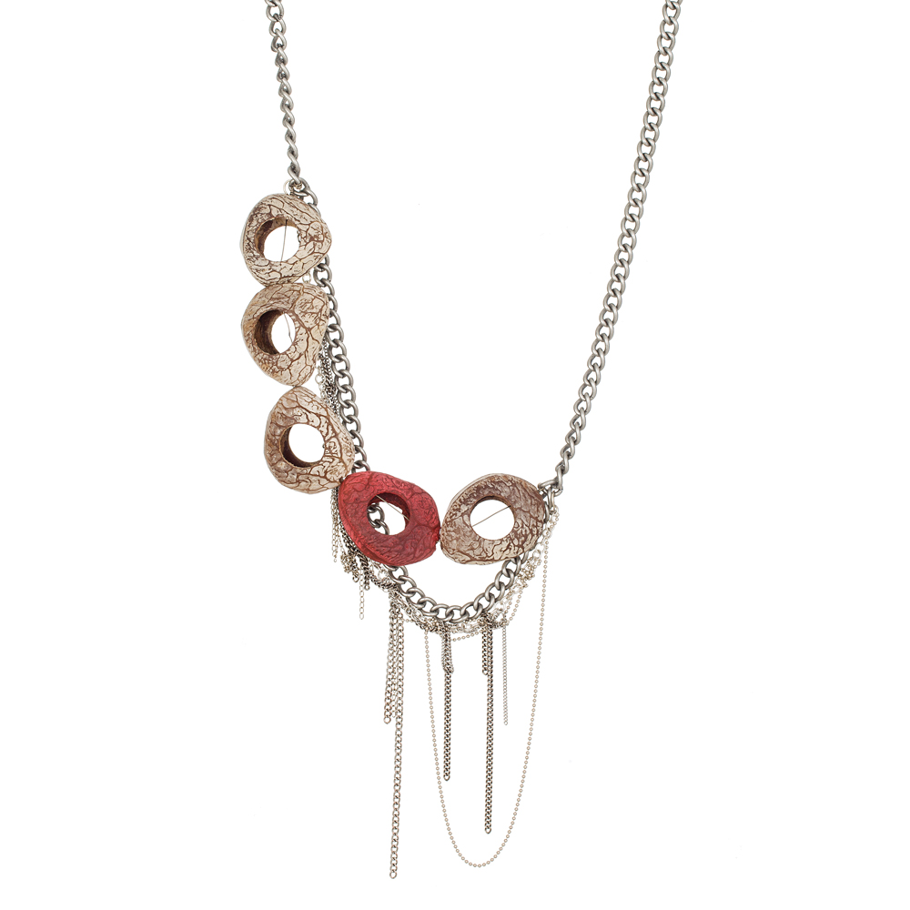seed necklace - Parki