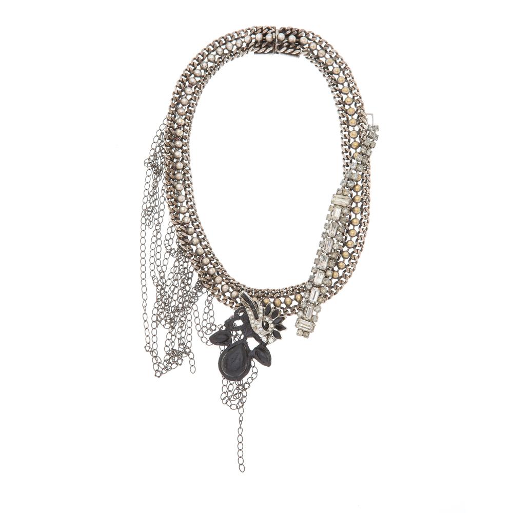 Gigi choker necklace