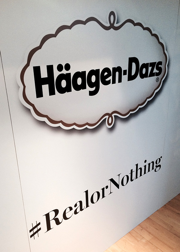 Haagen-Dazs Real or Nothing