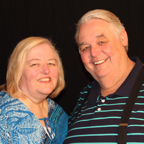Tim & Susan Hayes