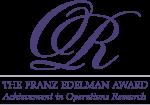 The Franz Edelman Award