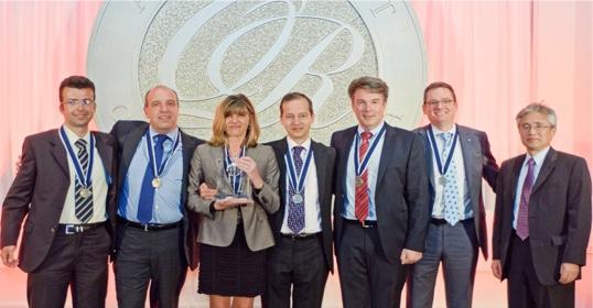 The Franz Edelman Award 2012
