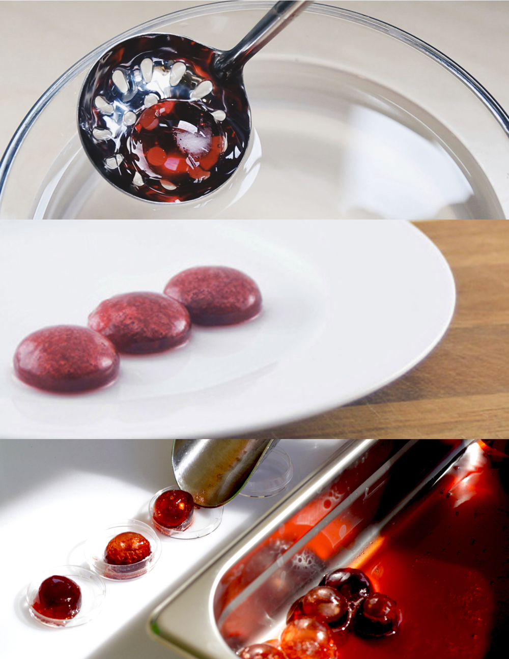 spherification cocktail
