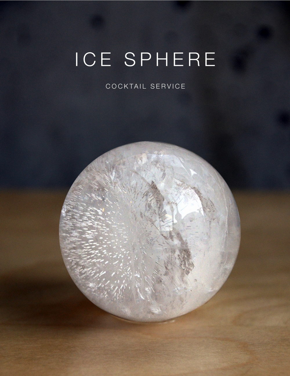 sphere cocktail