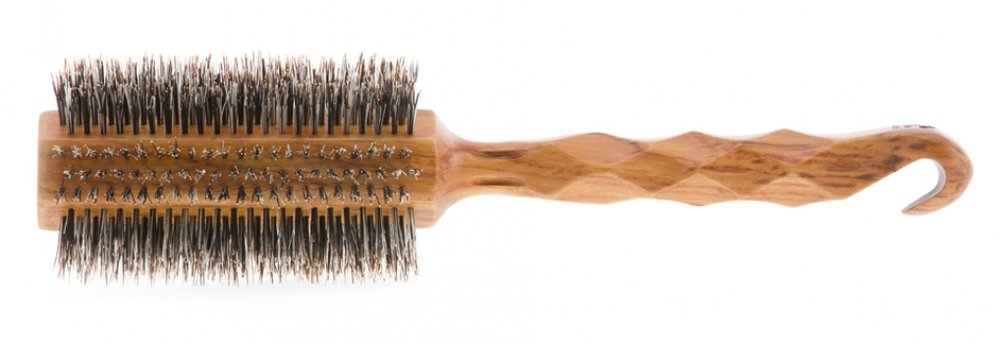 PRIMP BOAR BRISTLE BRUSH - HEXAGON