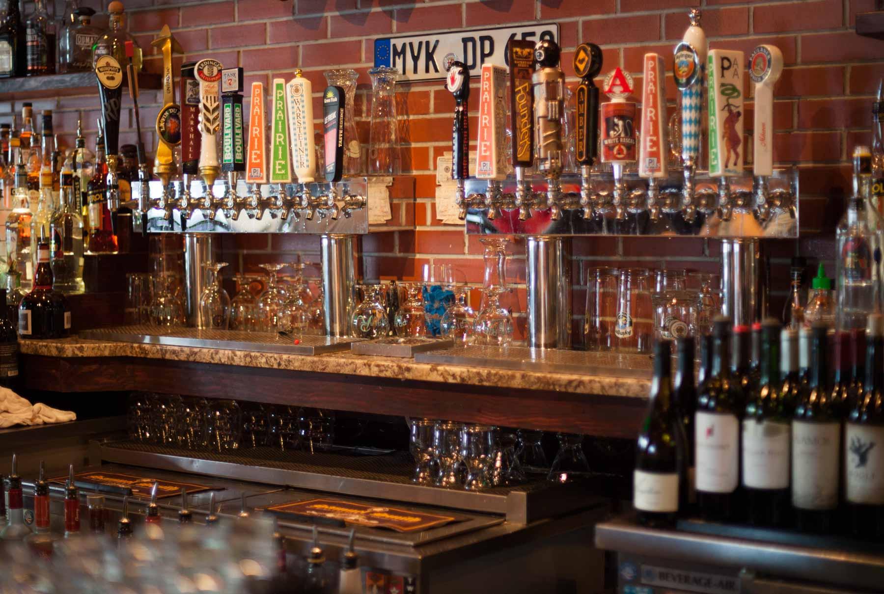 R Bar U0026 Grill