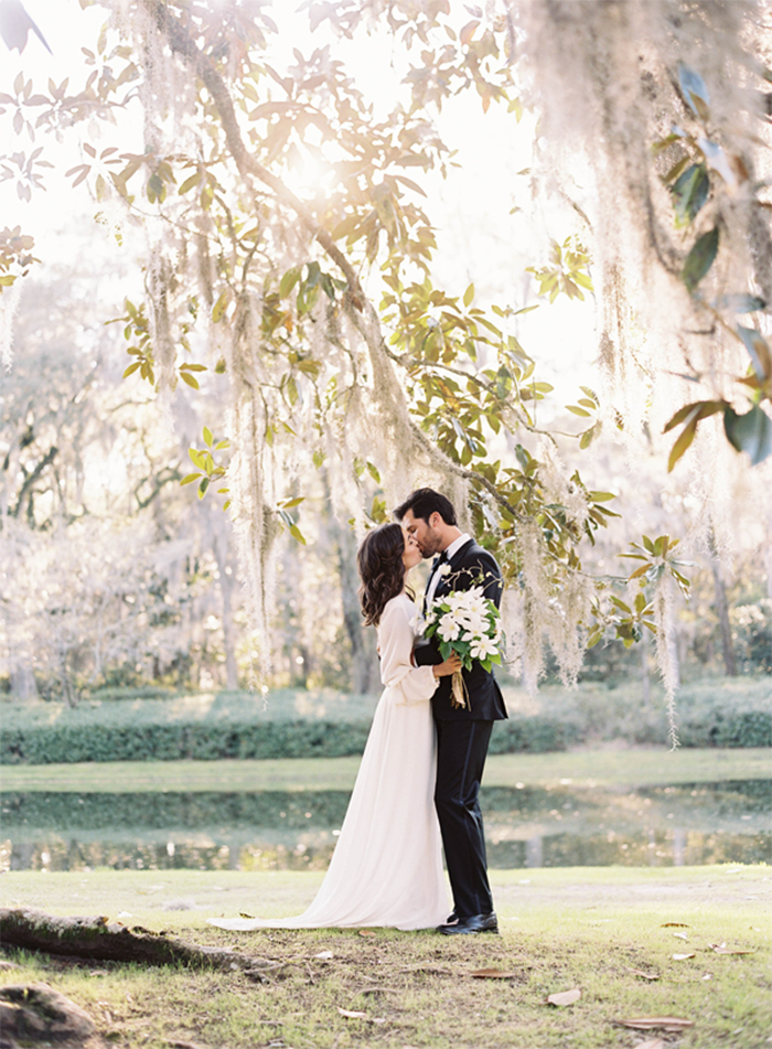 Southern Elegance on Once Wed