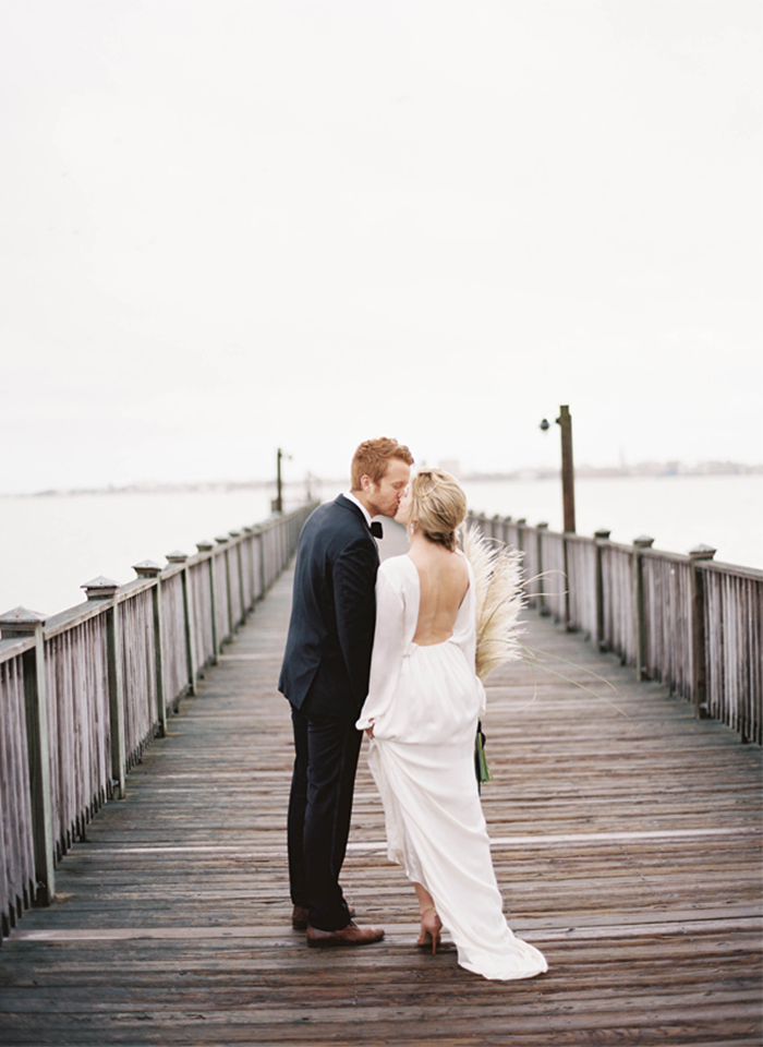 Black & White Inspiration on Once Wed