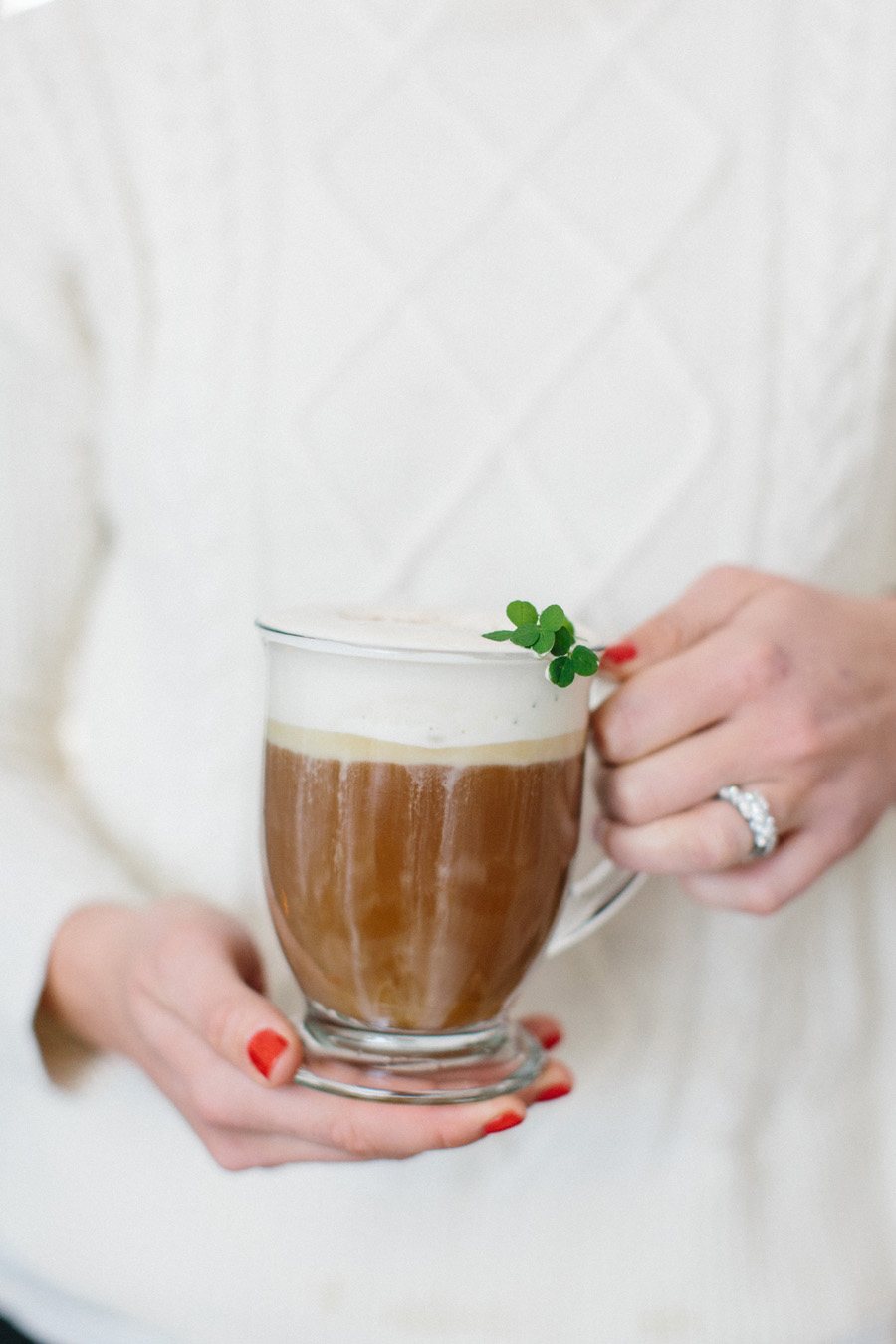 Traditional Irish Coffee Recipe on SMP Living