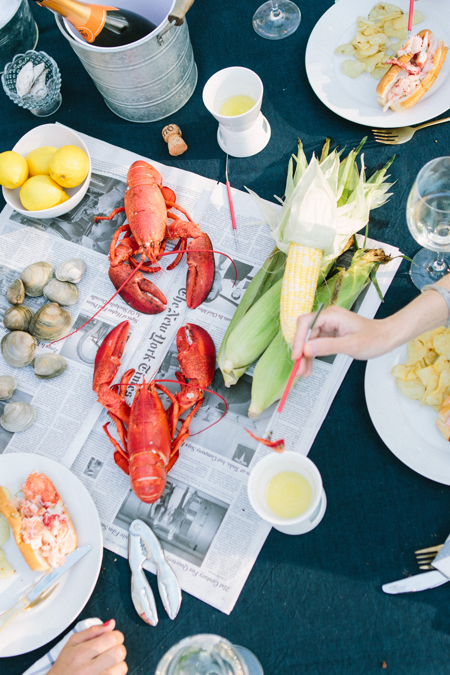 Summer Entertaining Tips on SMP Living