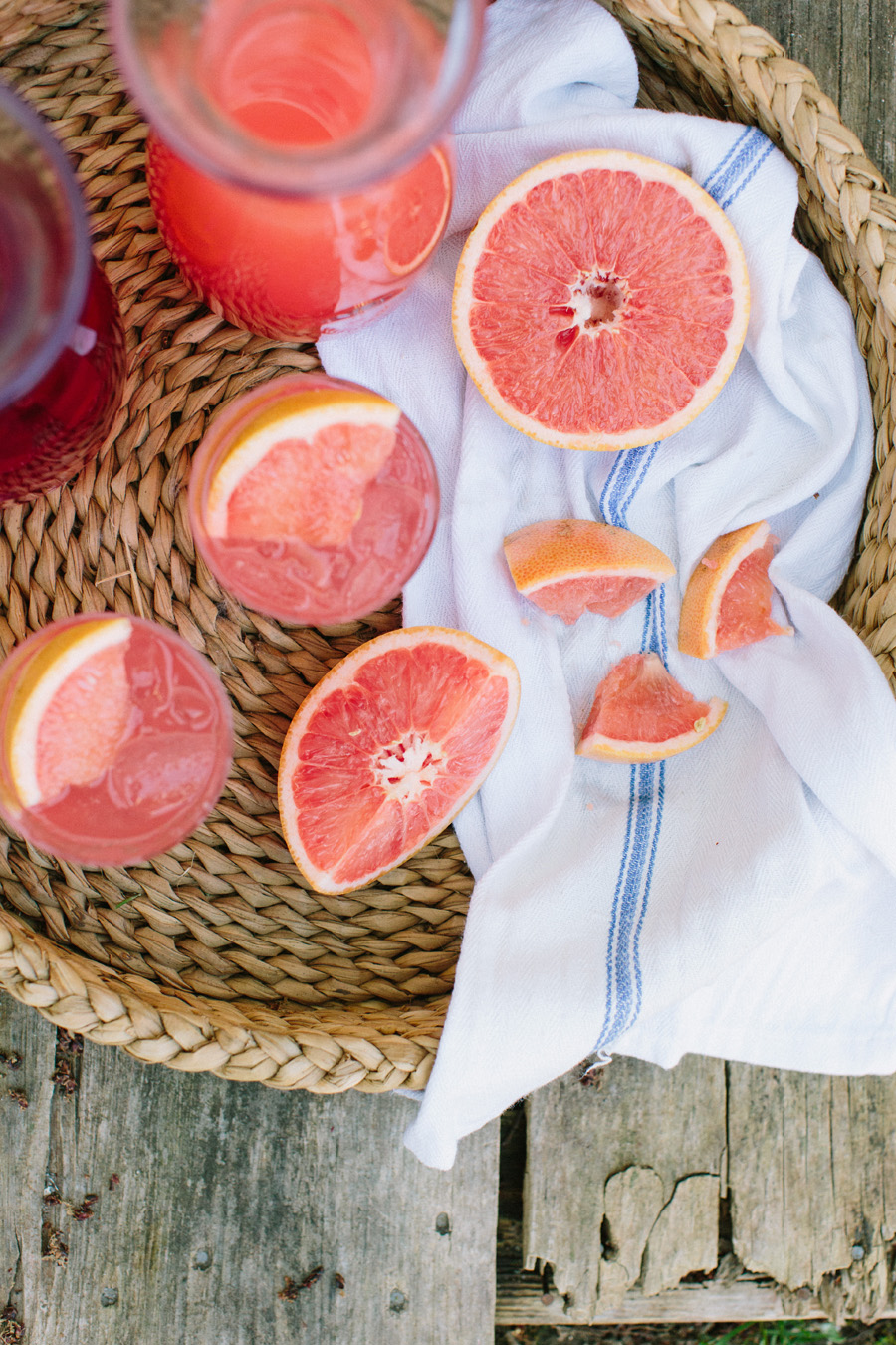 Summer Sea Breeze Cocktail on SMP Living