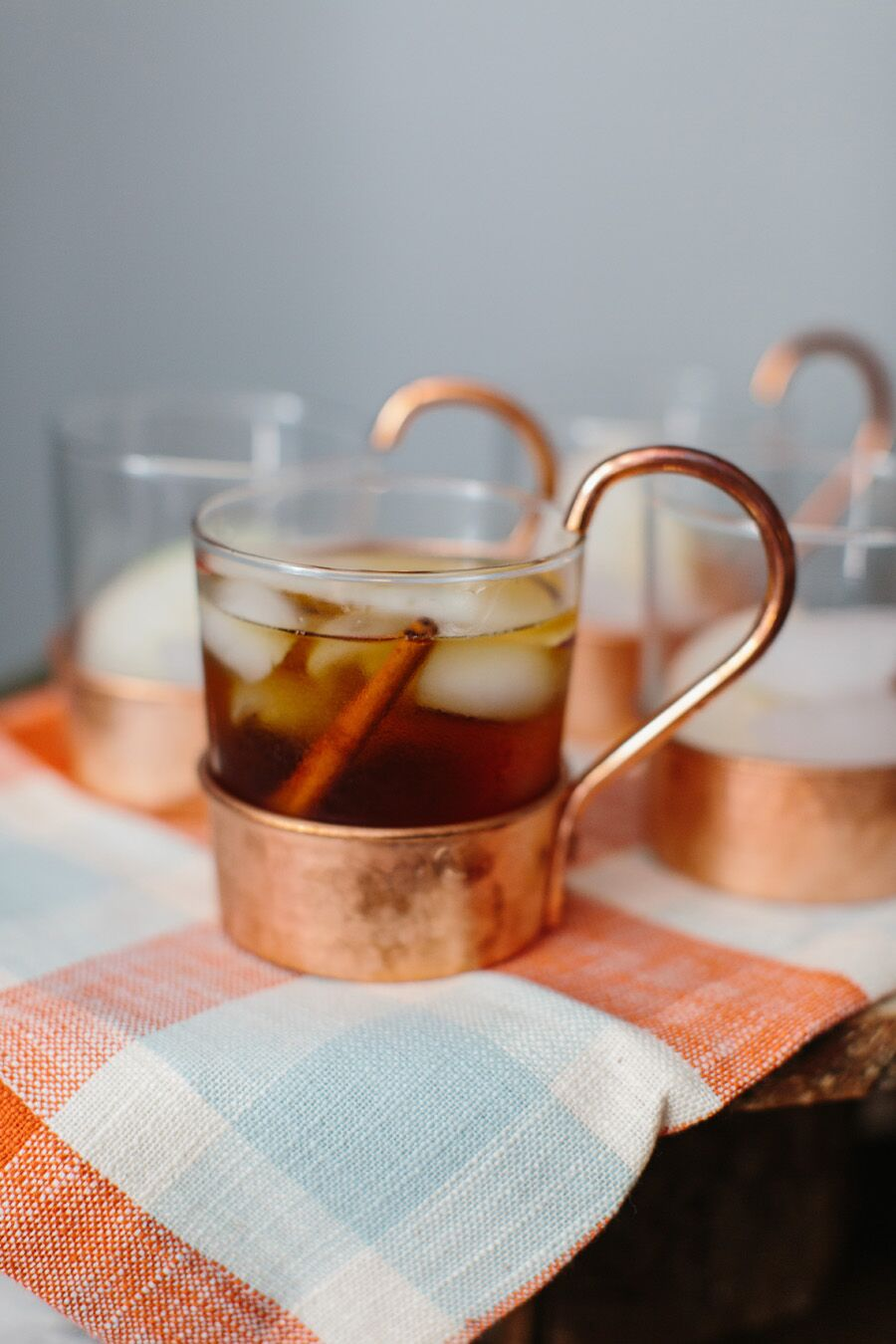 Johnny Appleseed Cocktail on SMP Living