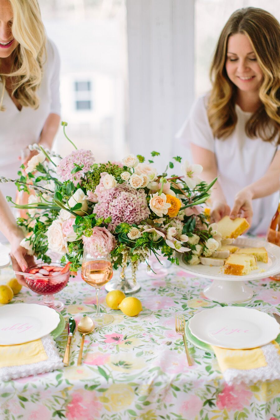 Hosting the Perfect Bridal Shower