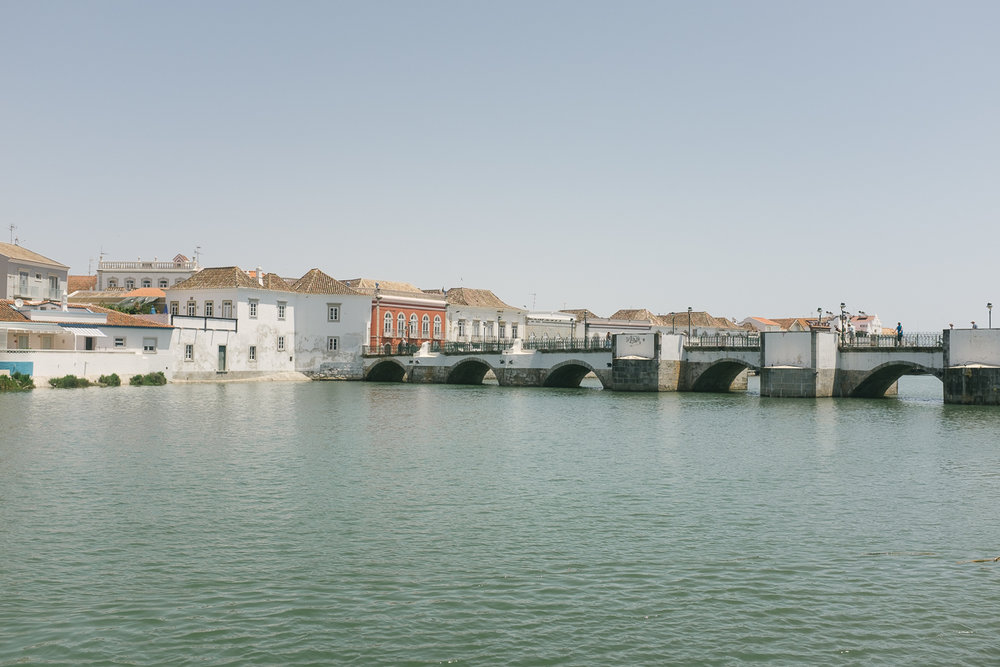 The sweet streets of Tavira, Portugal
