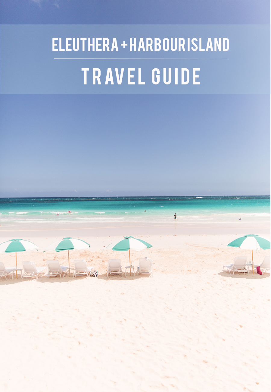 Bahamas Travel Guide from Abby Capalbo