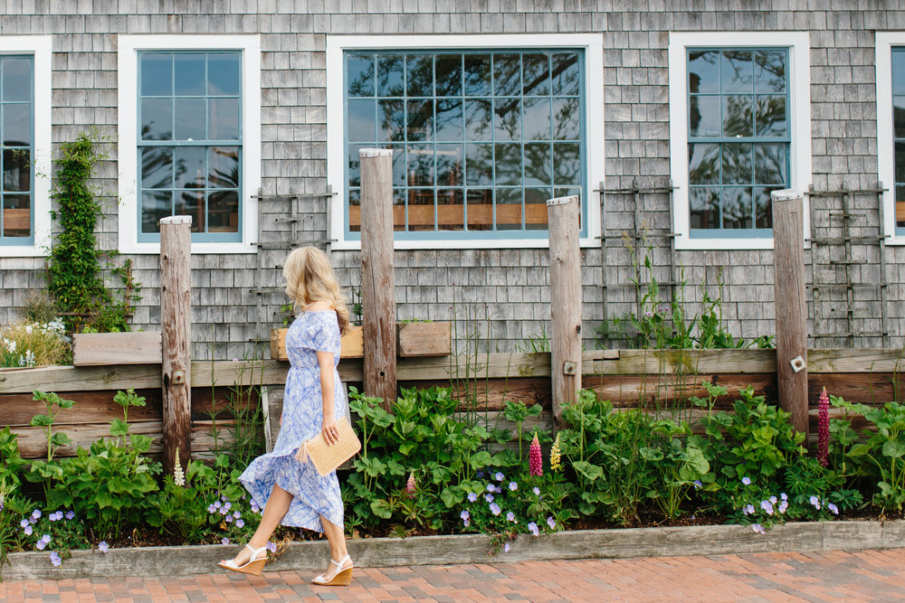 Nantucket Vacation Weekend New England Blogger Vineyard Vines by Abby Capalbo | Photography: Erin McGinn