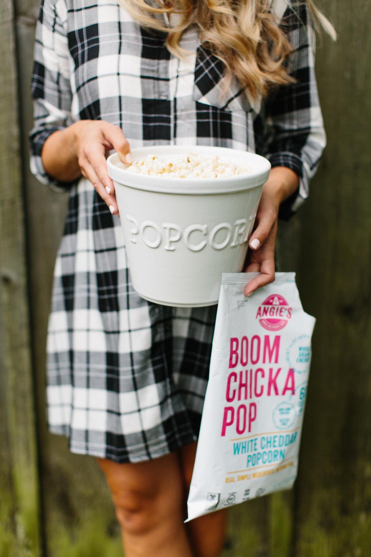 Fall Entertaining Popcorn Party from Abby Capalbo   Photography: Erin McGinn