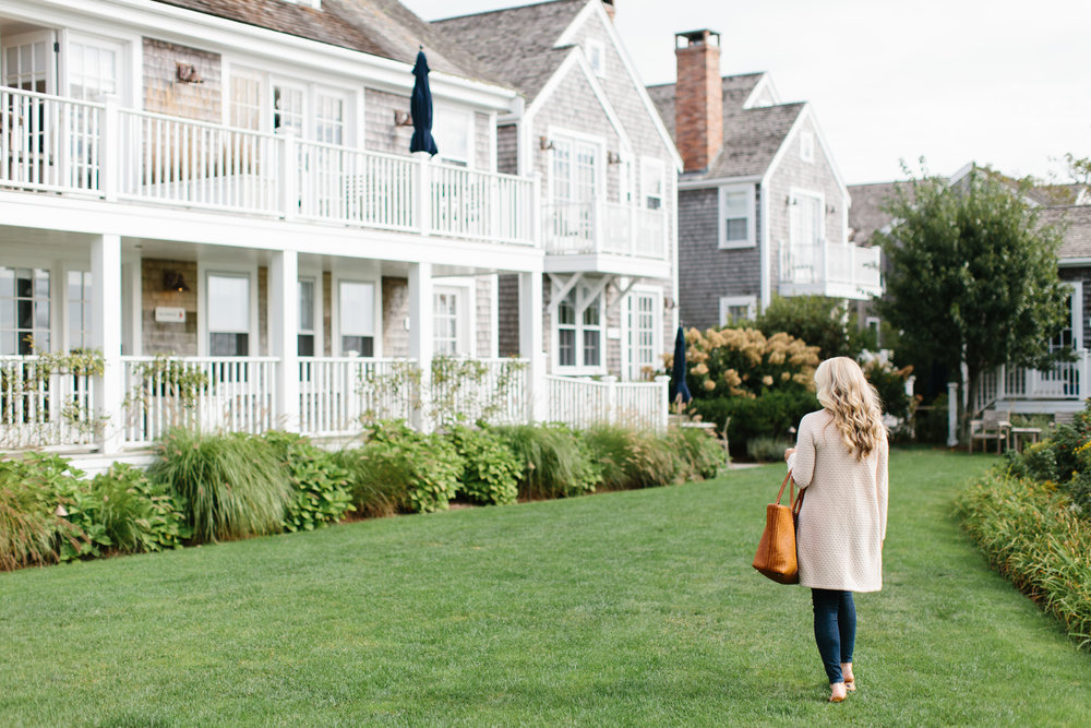 Fall on Nantucket at Harborview Nantucket with Abby Capalbo | Photography: Erin McGinn