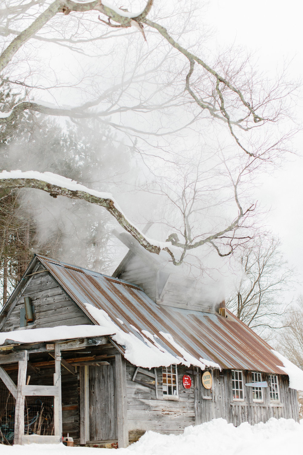 Winter Travel Guide Southern Vermont by blogger Abby Capalbo | Photography: Erin McGinn
