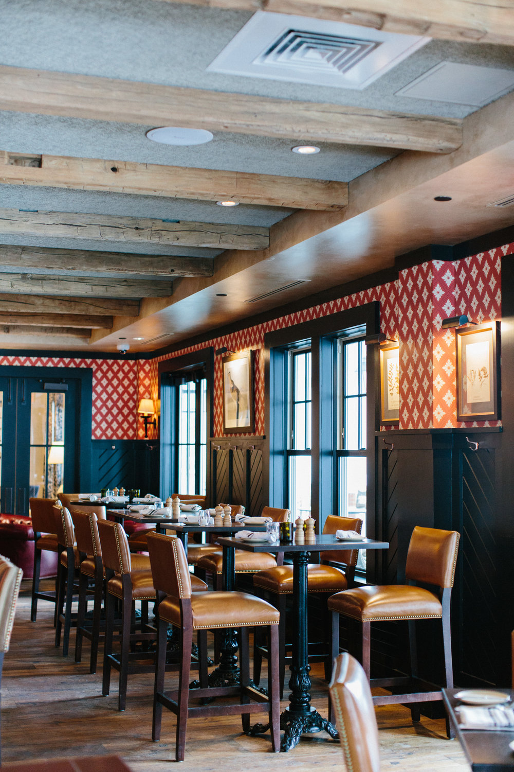 Copper Grouse Dining Room
