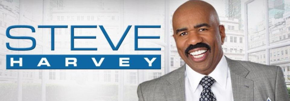The Emmy Award Winning Steve Harvey show for NBC