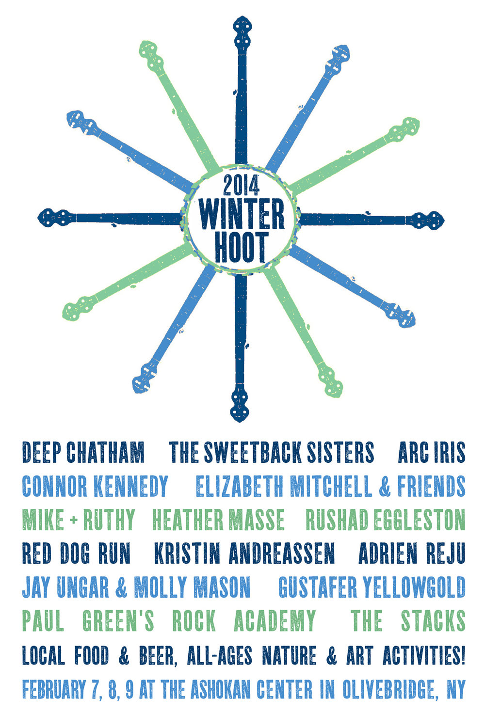 WINTER HOOT 2014