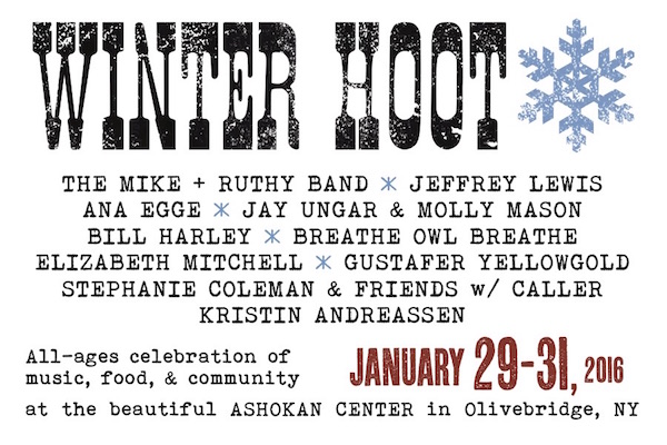 WINTER HOOT 2016