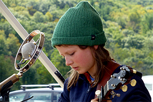 Those of you who attended the 2018 Winter Hoot already know  Little Nora Brown  and have no doubt fallen under her spell. She carries her extreme talent with ease and delves deep each time she plays and sings. If you are into the authentic, hard-thumping clawhammer banjo and vocals that produce goosebumps, don't miss this youngster.