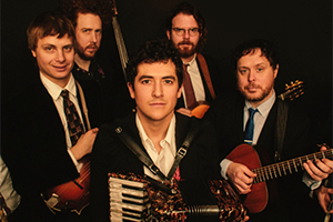 """We heard  Sam Reider & The Human Hands play the original composition  """"Skeleton Rag""""  and couldn't get it out of our heads. Beware, you may have this same reaction to the contagious joy and fluid motion of this Balkan-tinged, accordion-fronted party.""""An exceptionally gifted bandleader and composer."""" - Songlines  """"He's got rhythm. And for someone his age, plenty of soul, too."""" - San Francisco Chronicle"""