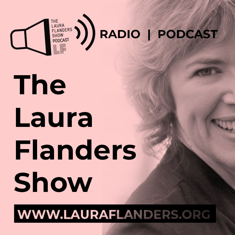 7:00 pmLAURA FLANDERS SHOW SCREENING - two episodes: Kingston Calling and Building the Democratic Economy, from Preston to Cleveland