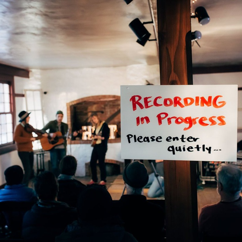 1:30 - 6:00 pmPEWTER SESSIONS - witness intimate Pewter Sessions as they are filmed & recorded by Beehive Productions in the Pewter Shop