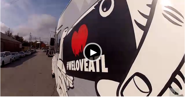 """When you hashtag your pictures with #weloveatl, it's actually a proclamation"" Moxley told HLN. ""You're saying why you love the city and you're describing your life in the city"" Since the hashtag started, more than 36,000 poctures have been tagged #weloveatl"