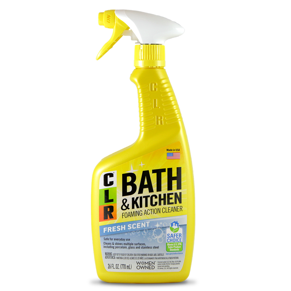 CLR® BATH & KITCHEN CLEANER