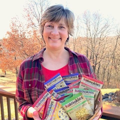 Sue KakukFounder and CEO of Kakookies -