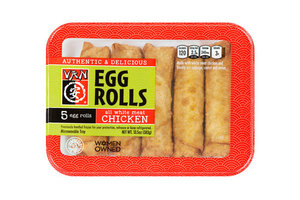 Van's Kitchen Egg Rolls