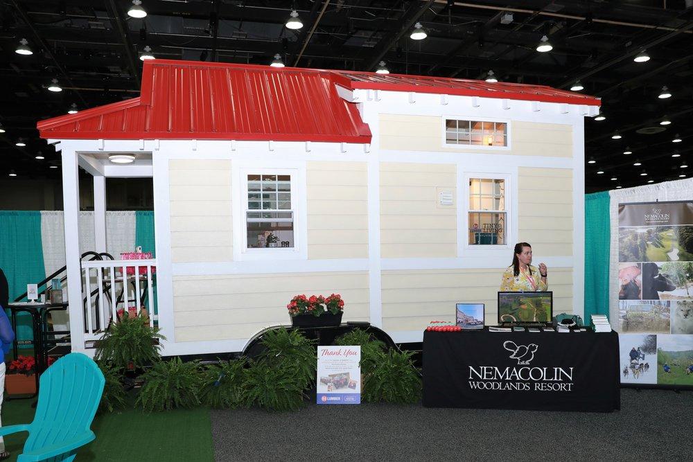 84 Lumber Tiny House