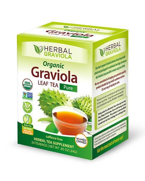 Organic Graviola Lea Tea