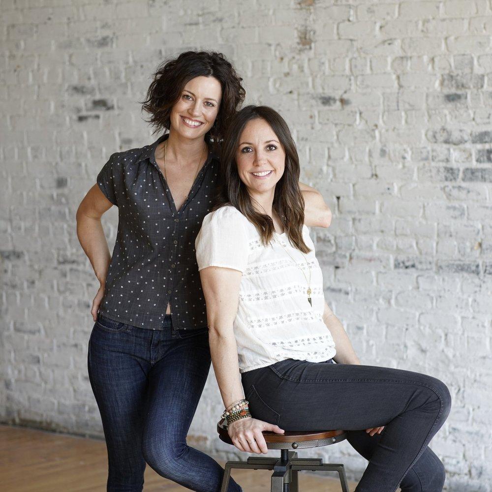 Sara Doherty & Britt JungerbergCo-Owners of Darling Pickle Dips -