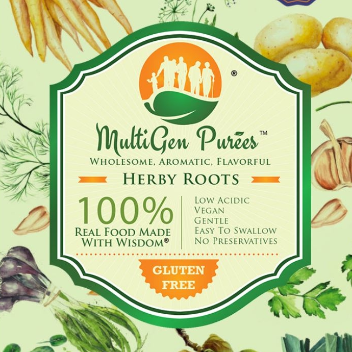 Herby Roots Puree