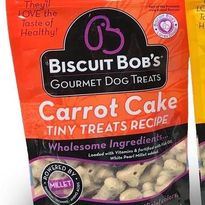 Carrot Cake Treats