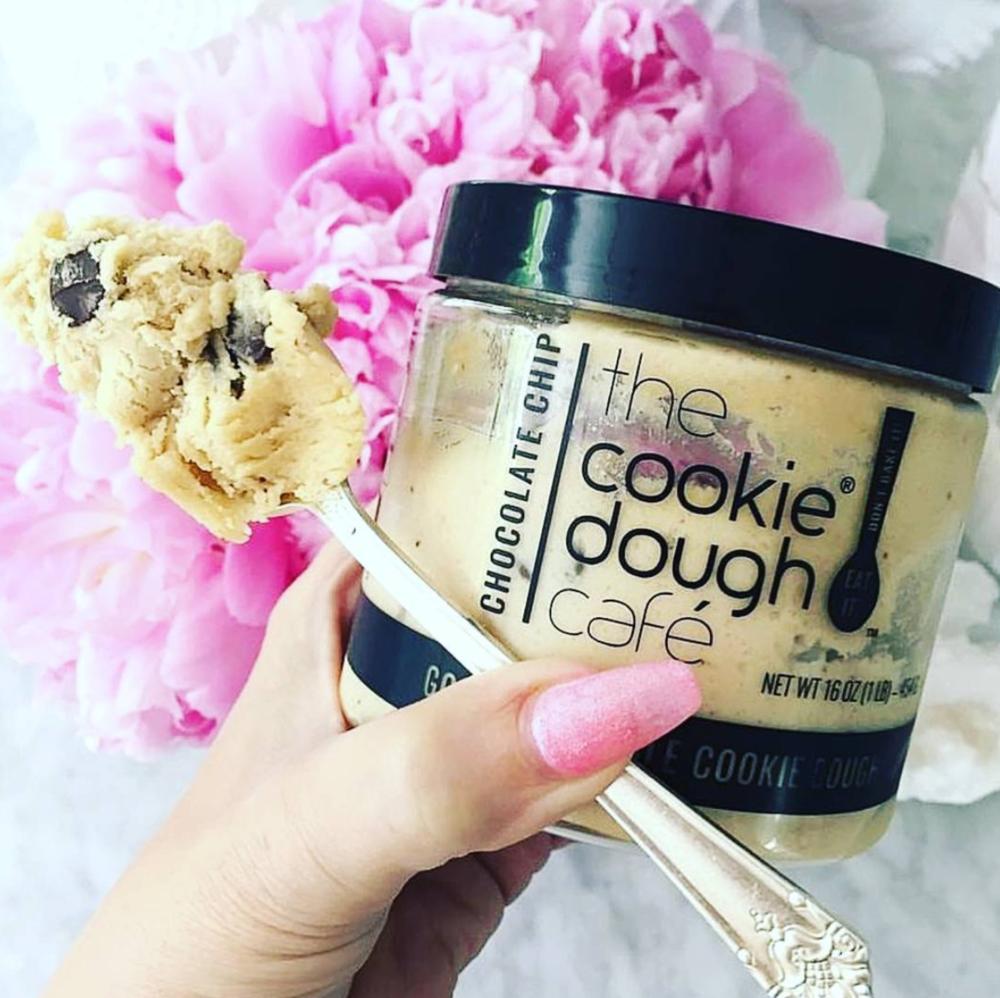 The Cookie Dough Café