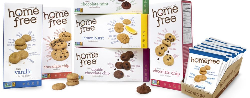 Home Free Treats