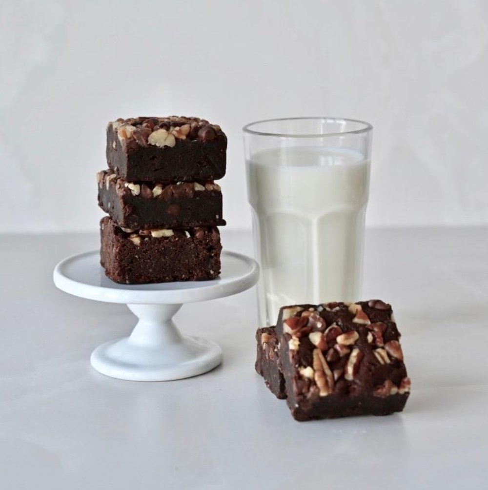 Vegan Brownie Gift Tin