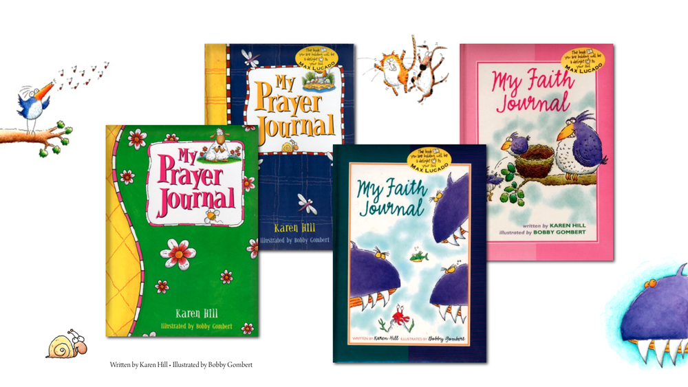 The Best-selling My Faith Journal and My Prayer Journal