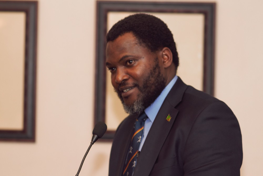 Dr. Emmanuel Makasa, Counselor-Health, Permanent Mission of Zambia, Geneva