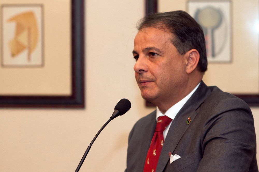 Hon. Dr. Reida El Oakley, Minister of Health, Libya