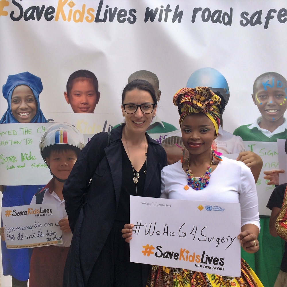 Road Safety - #SaveKidsLives