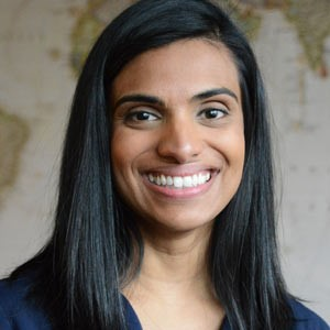 JULIE VARUGHESE, MD Medical Officer AmeriCares With AmeriCares, Dr. Julie Varughese shapes health programs to enhance patient care, provides medical oversight and reviews offers of donated products from over 200 pharmaceutical and medical supply companies. Dr. Varughese also oversees AmeriCares Medical Outreach program, which supplies medical products to US-based health care professionals providing primary care services and surgeries overseas. Board certified in infectious disease, internal medicine and pediatrics, Dr. Varughese earned her MD from Rush University, where she also completed residency training.