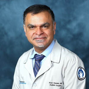 FIZAN ABDULLAH, MD, PHD    Head, Pediatric Surgery Division Ann & Robert H. Lurie Children's Hospital of Chicago