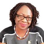 BISOLA ONAJIN-OBEMBE, MBBS, FWACS, MBA    President Nigerian Society of Anesthetists